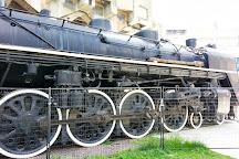 Toronto Railway Museum, Toronto, Canada