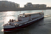 Portum Lines, Budapest, Hungary