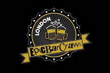 Epic Bar Crawl, London, United Kingdom