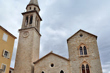 Saint Ivan Church, Budva, Montenegro