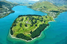 Queenstown Golf Club, Queenstown, New Zealand