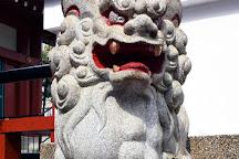 Marishiten Tokudaiji Temple, Ueno, Japan
