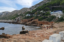 Cala Denia, Denia, Spain