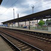 Train Station  Svinov nádraží
