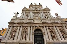 Chiesa di Santa Maria del Giglio (Zobenigo), Venice, Italy