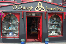 O`Dalaigh Jewellers, Clifden, Ireland