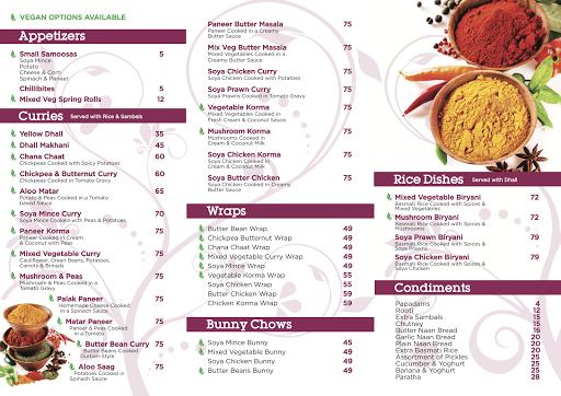 Maharajah Vegetarian Restaurant