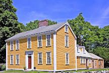Hancock-Clarke House, Lexington, United States