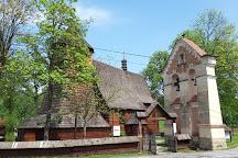 Church St. Michael the Archangel in Binarowa, Binarowa, Poland