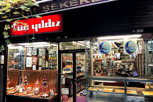 UC Yildiz Sekerleme, Istanbul, Turkey