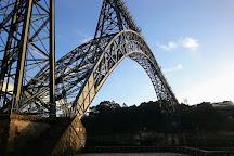 Ponte Maria Pia, Porto, Portugal