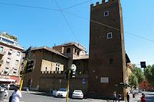 Palazzo e Torre degli Anguillara, Rome, Italy