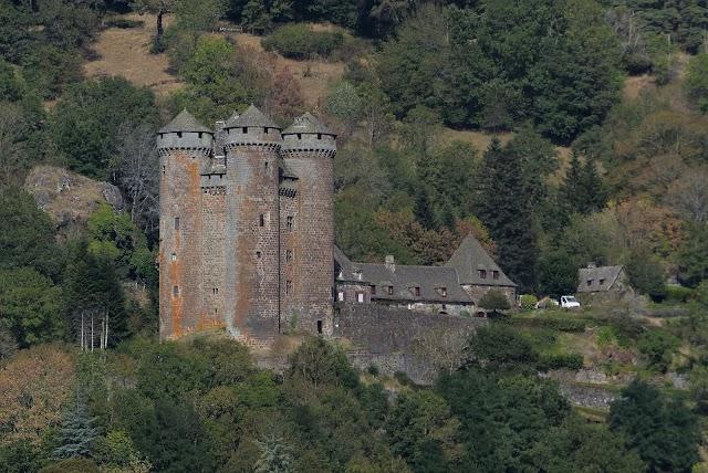 Chateau d'Anjony