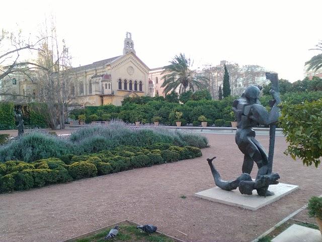 Jardin de las Hesperides