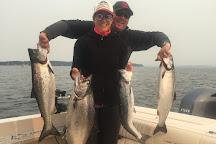 Peniuks Sportfishing Adventures, Campbell River, Canada