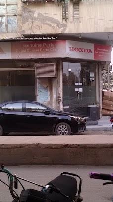 Honda Sugoi Sunset Parts Centre karachi