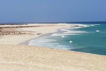 Spiaggia Di Curralinho, Boa Vista, Cape Verde