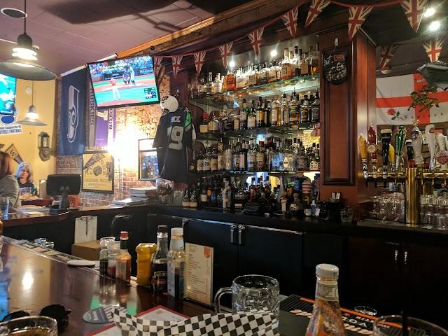 The Three Lions Pub