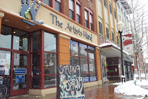 The Artists Hand Gallery & Espresso Bar, Indiana, United States