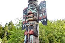 Chief Johnson Totem Pole, Ketchikan, United States