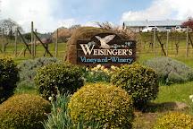 Weisinger Family Winery, Ashland, United States