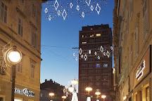 Rijecki neboder, Rijeka, Croatia