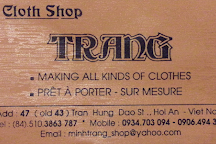 Trang Cloth Shop, Hoi An, Vietnam