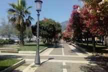 Promenade Trieste, Salerno, Italy