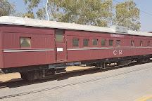 Old Ghan Museum, Alice Springs, Australia