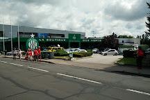 Stade Geoffroy Guichard, Saint-Etienne, France