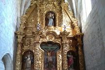Iglesia Santo Tomas, Covarrubias, Spain