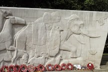 Animals in War Memorial, London, United Kingdom