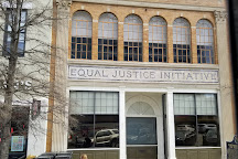 Equal Justice Initiative, Montgomery, United States