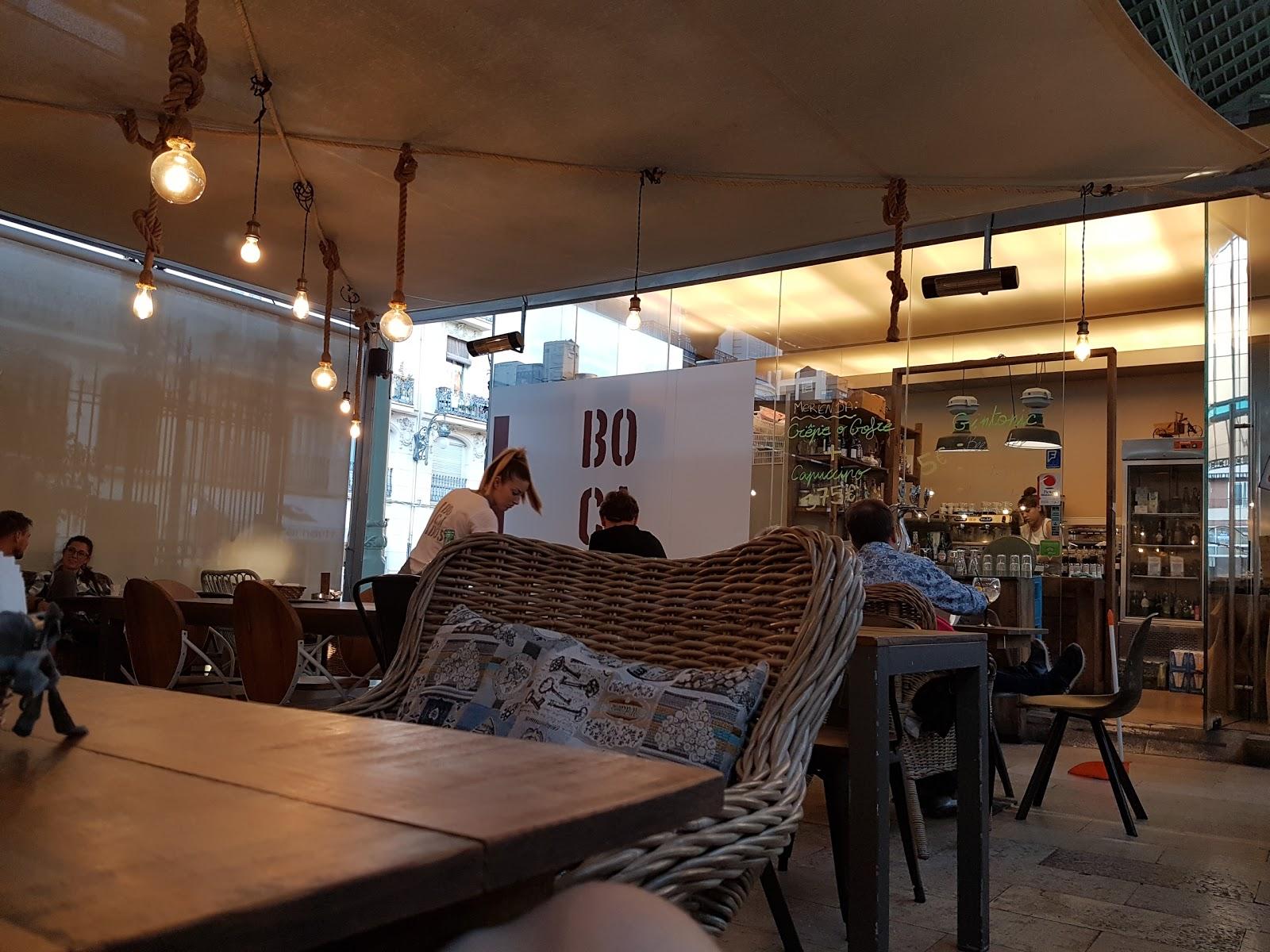 Bocados Café: A Work-Friendly Place in Valencia