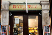 Devil's Forest Pub, Venice, Italy