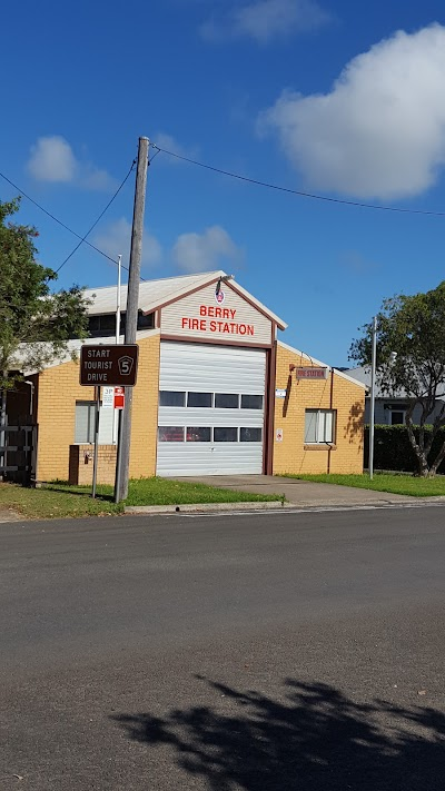 Fire and Rescue NSW Berry Fire Station