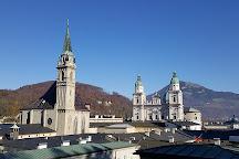 Franziskanerkirche, Berchtesgaden, Germany