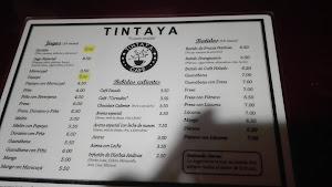 Tintaya Cafe 7