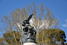Monumento del Angel Caido, Madrid, Spain