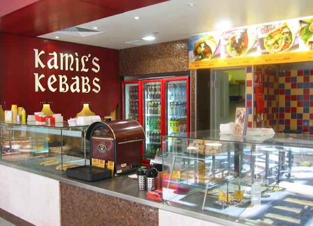 Kamil's Kebabs