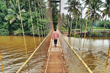 Hanging Bridge, Honnavar, India