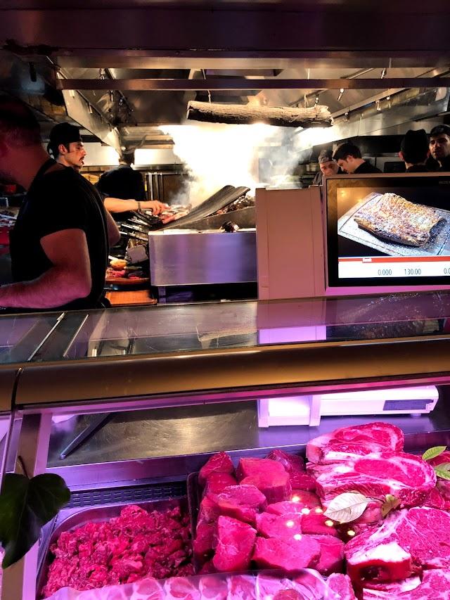 Nusret Etiler Steak House