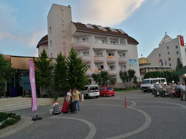 Lilyum Hotel Side