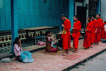 Alms Giving Ceremony, Luang Prabang, Laos