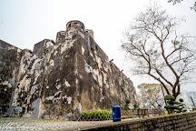 Monte Forte (Fortaleza do Monte), Macau, China