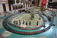 Railway Museum, Istanbul, Istanbul, Turkey