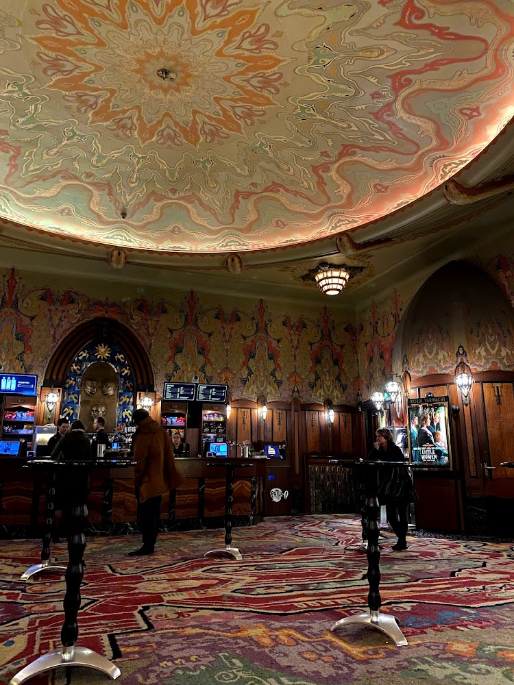 Pathe Tuschinski Theater Amsterdam