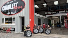 Charlett Tyres oxford