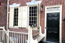 Franklin Court, Philadelphia, United States