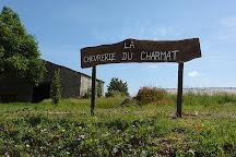 La Chevrerie du Charmat, Ribagnac, France